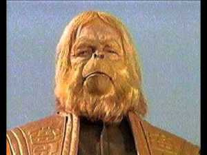 "Soon To Be U.S. President, Donald ""Zaius"" Trump"