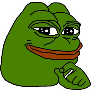 """Hey, man,"" says Pepe the Frog, ""Why ain't Black Friday called White Friday?"""