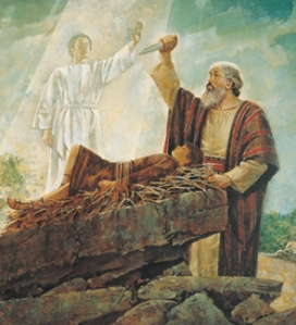 """Kill that fuckin' boy,"" says The Lord of Love, Yahweh"